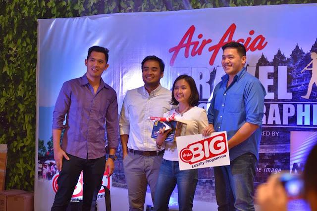 AirAsia and Nikon award the Best Travel Photographer 2015