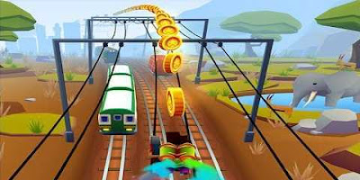 Subway Surfers Mod Apk 1.46.0-screenshot-1