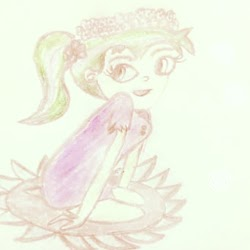 Introducing my flower fairy