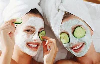 masker wajah untuk kulit kusam