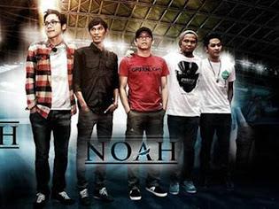 Jadwal Konser Noah Band