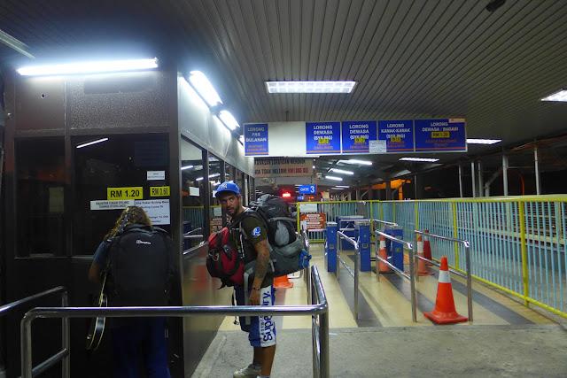 Pengalaman Backpacker Ke Penang