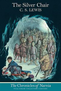 Cover of The Chronicles of Narnia 6: The Silver Chair