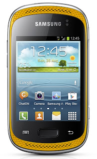 Samsung GALAXY Music Duos Full Specifications