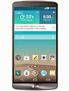 LG G3 LTE-A Spec