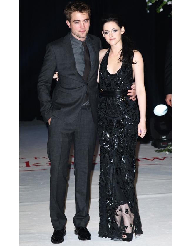 TJ Formal Dress Blog: Kristen Stewart toughens up the look of a ...