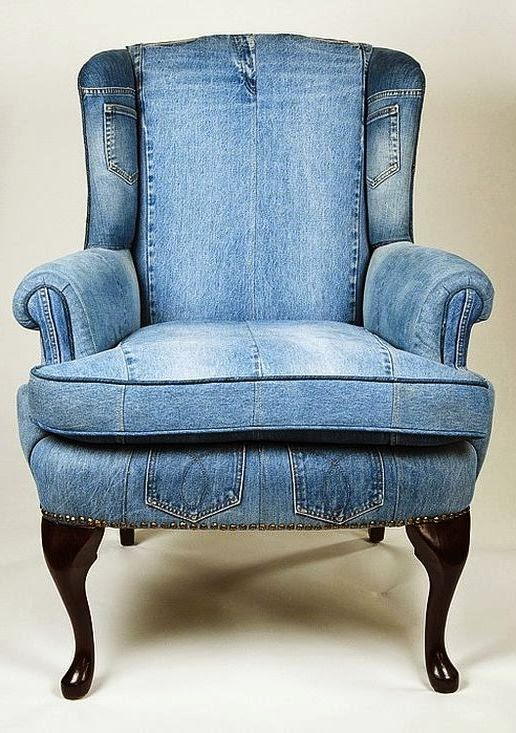Denim sofa covers denim furniture pinterest denim sofa sofa covers and sofas Denim couch and loveseat