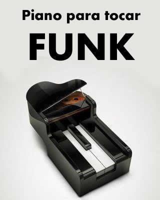Piano para tocar Funk