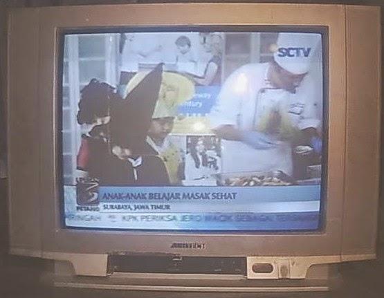 SERVIS TV HANYA ADA SATU CHANEL SAJA