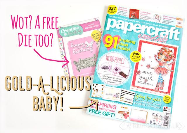 Papercraft Essentials Issue 121