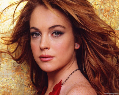 Lindsay Lohan Movie Herbie Fully Loaded Actress Wallpaper