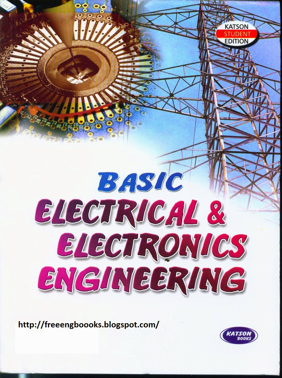 Electrical And Electronic Engineering Books For Free