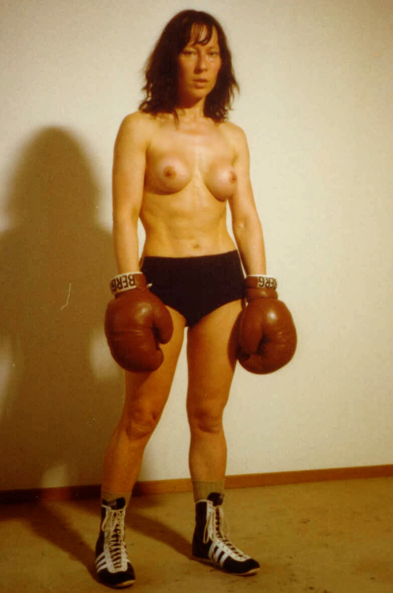Wrong nude boxing video turn