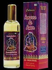 PERFUME AMARRE DE AMOR