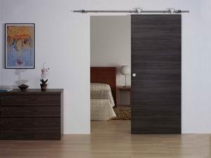 Instalacion de puertas correderas aprender hacer - Guia puerta corredera leroy merlin ...