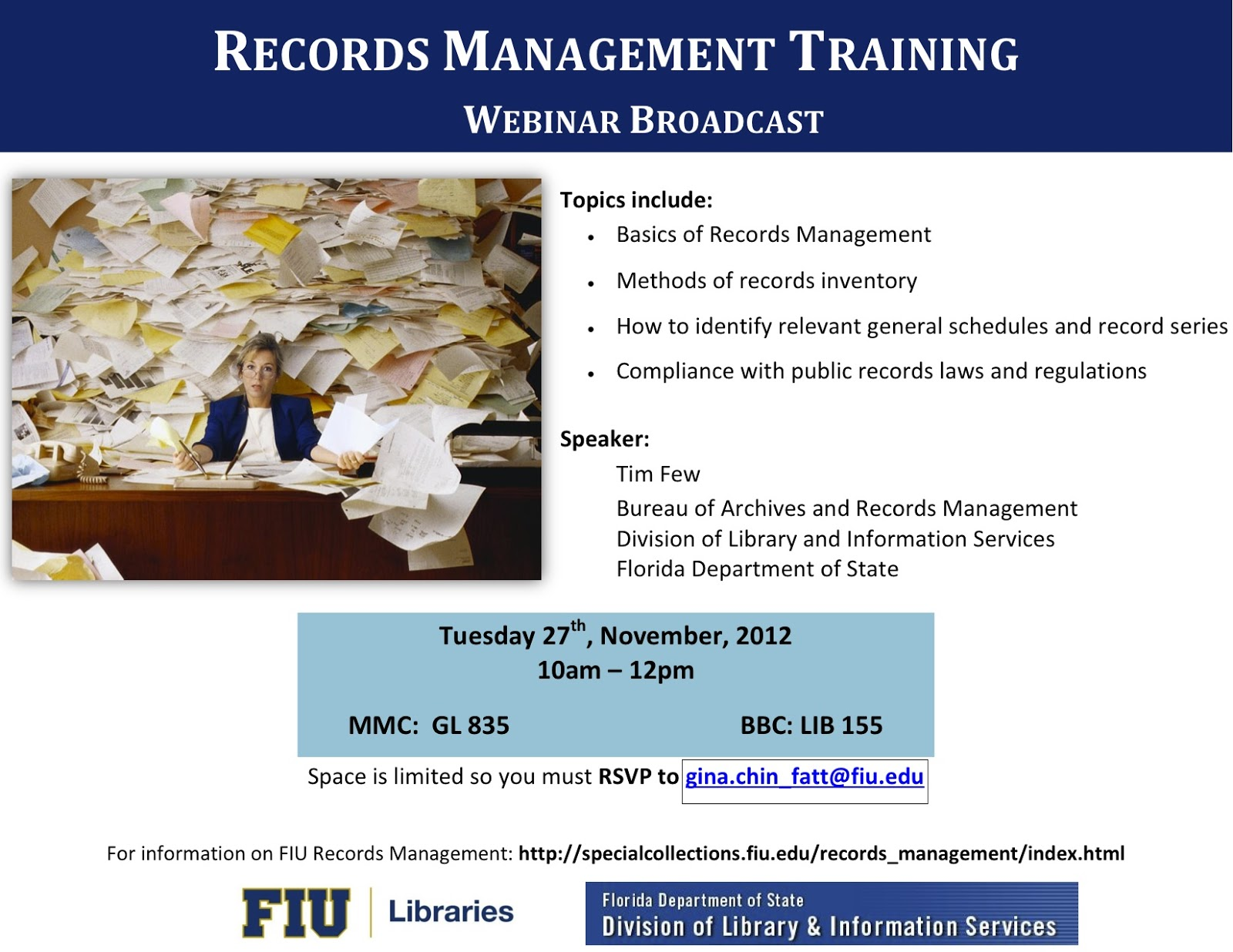 Records management training perth wa