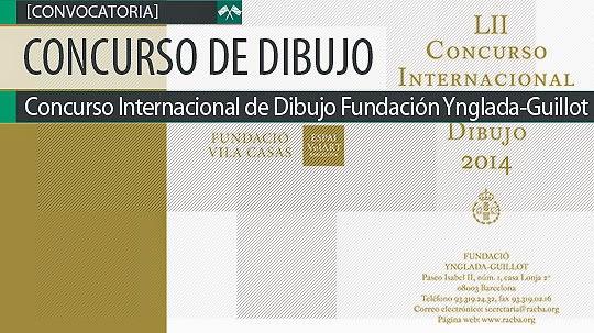 Concurso Internacional de Dibujo Fundación Ynglada-Guillot