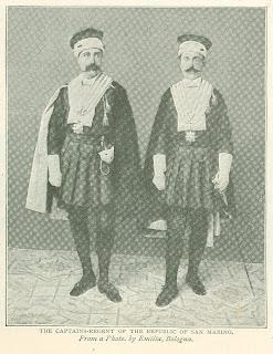 http://1.bp.blogspot.com/-FKEKcVvprfE/TmLHXAOkNeI/AAAAAAAAAm0/P_ScUwyCwmo/s1600/Captains-Regent+of+the+Republic+of+San+Marino+in+1898.jpg