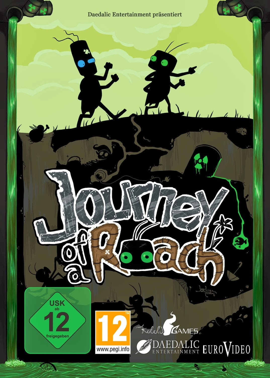 Dream Games: Journey Of A Roach
