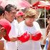 Tony Homá llama a jóvenes a participar en la vida política y democrática