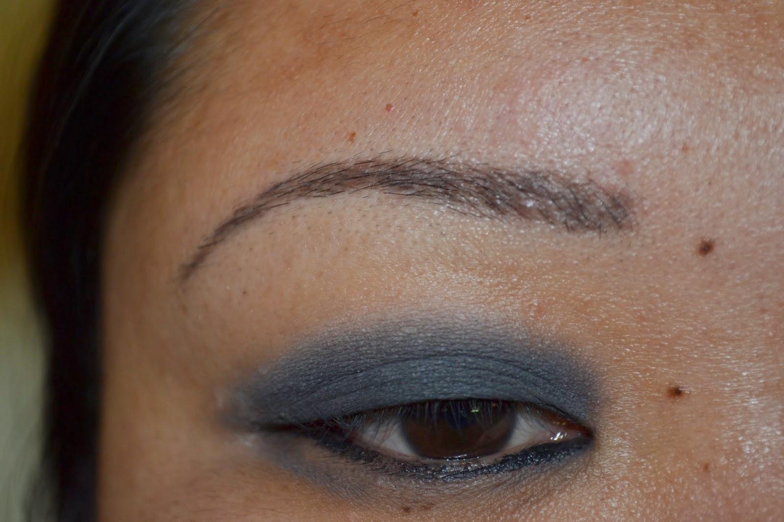 permanent  hair stroke eyebrows