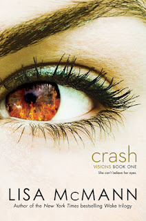 Review of Crash by Lisa McMann published by Simon Pulse