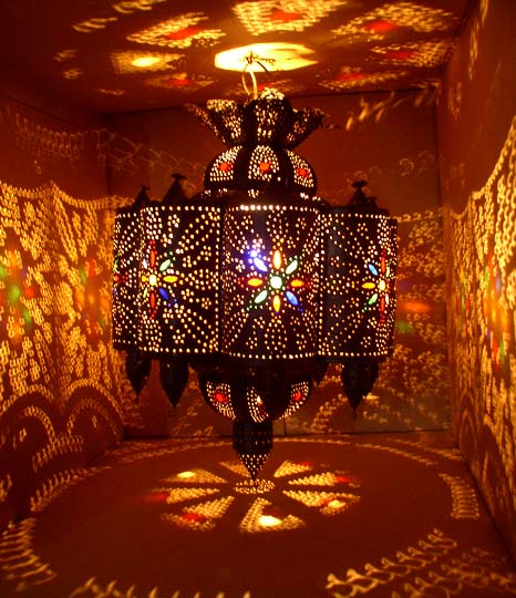 World home improvement change your home atmosphere with some moroccan lighting - Improve your home decor with moroccan lamps ...