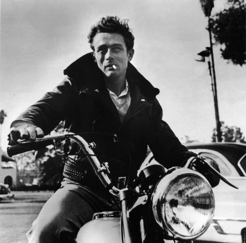 Famous Motorcyclists Part 1 - Actors Who Ride