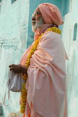 Incansável pregador e praticante da Yoga do Amor Puro