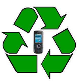 recycle old mobile cell phones