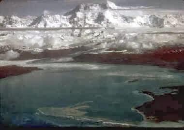 Photo Icy Bay Alaska