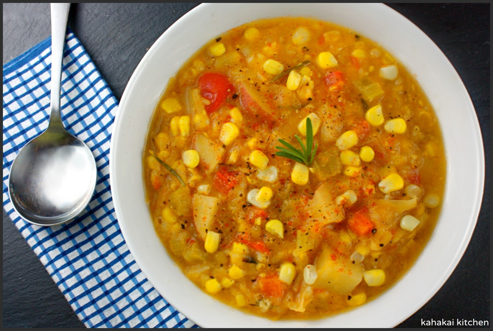 Roasted Vegetable Chowder Recipes — Dishmaps