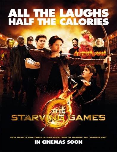 The Starving Games (Los muertos del hambre) (2013)