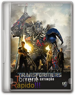 Download Capa 3D Filme Transformers: A Era Da Extinção
