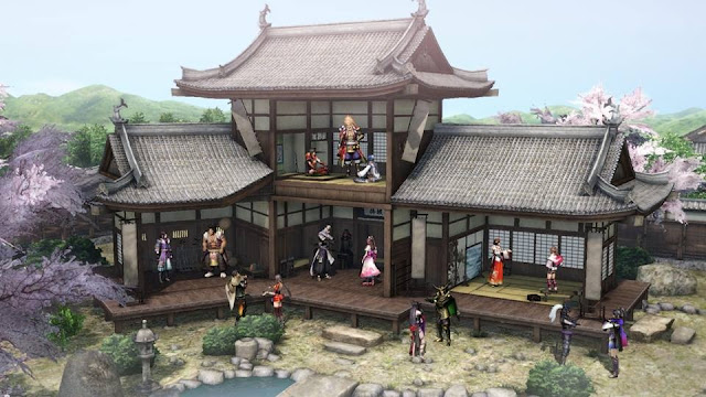 Samurai Warriors 4 Empires feature