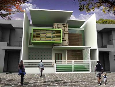 desain rumah minimalis type 45 on yang seperti ini adalah type yang paling bebas dalam urusan minimalis ...