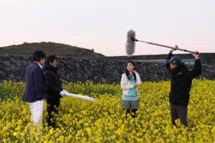 Hasil gambar untuk korean drama shooting