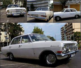 Opel Rekord A R3 - 2300 EUROS