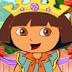 Cute Dora the Explorer Dress Up