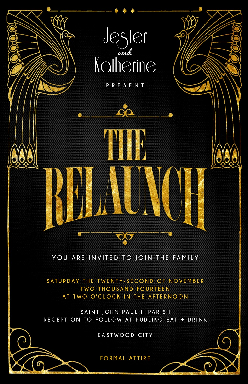 invitation jester kath the relaunch 2014 hs grafik print