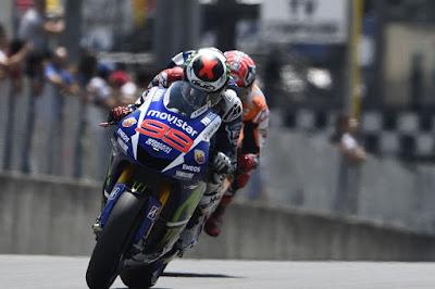 Siapa Pembalap yang Akan Gagalkan Kemenangan Ke-4 Lorenzo Tahun Ini?