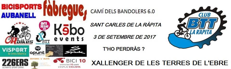 BANDOLERS 6.0, 3 DE SETEMBRE DE 2017
