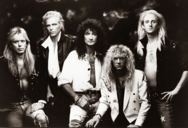 Formacion de McAuley-Schenker Group-Save Yourself era