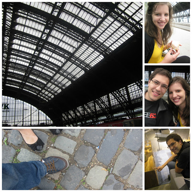 Cologne main station date favorite place things to do