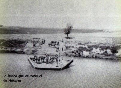 La Barca del Rio Henares 1.864