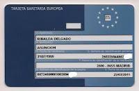 Tarjeta Sanitaria europiea, vuelta al mundo, round the world, La vuelta al mundo de Asun y Ricardo, mundoporlibre.com