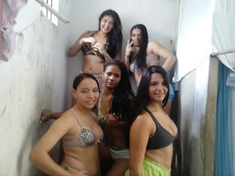 Detentas do Ceará publicam fotos sensuais no Facebook