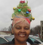 amazing and funny photos: New Year Hairstyle
