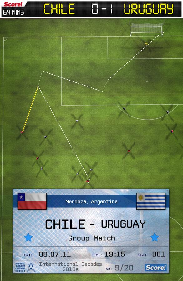 Score! World Goals Para Hilesi Mod Apk