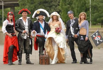 Свадьба пиратов